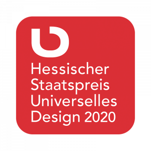 Cleartect was acknowledged with the Hessian State Prize for Universal Design 2020
